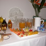 Touraco Guesthouse Breakfast