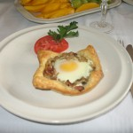 Touraco Guesthouse - Breakfast