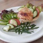 Touraco Guesthouse Tea Garden - Waffle
