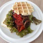 Real German Delicacies - Waffle